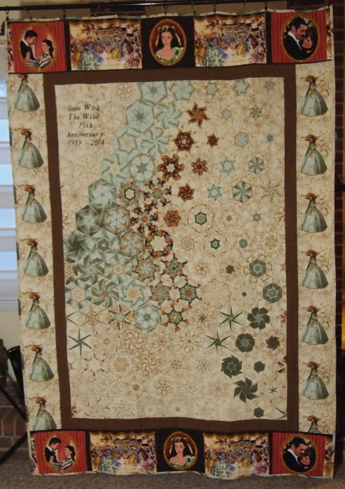 Kaleidocally Hexed Quilts (4/6)