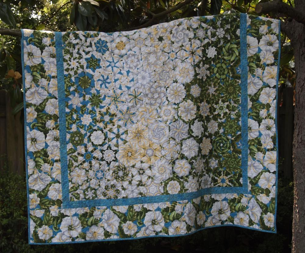 Kaleidocally Hexed Quilts (3/6)