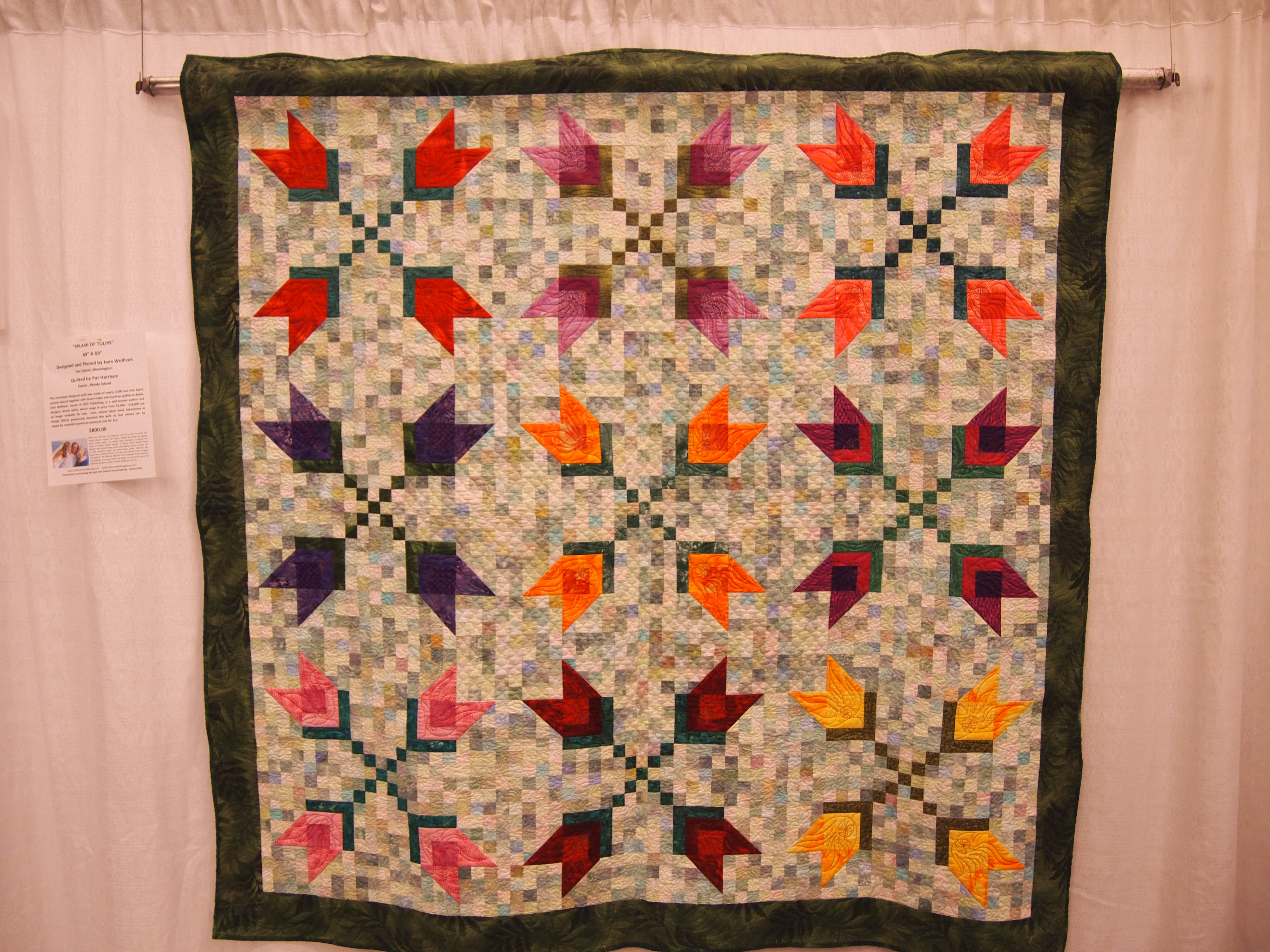 Quilters Dream Batting If These Threads Could Talk
