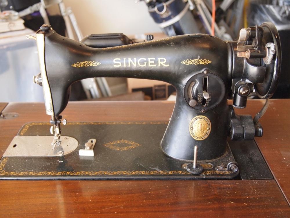 My 1953 Singer Model 15-91 (3/6)