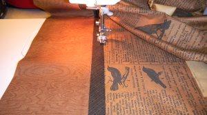 11 sew down trim