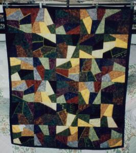 2004 JACKIES FIRST QUILT