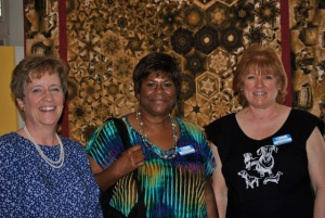 05 Jackie and Wilma Gerald Board Members