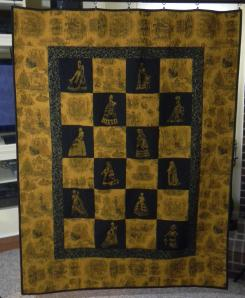 22 2011 Mary Quilt