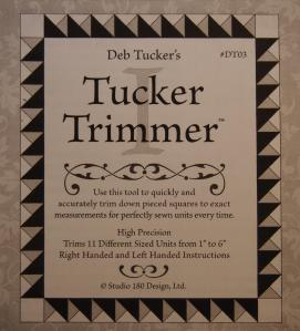Tucker Trimmer Units