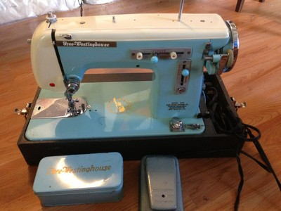 FreeWestinghouse If These Threads Could Talk New Free Westinghouse Sewing Machine Value