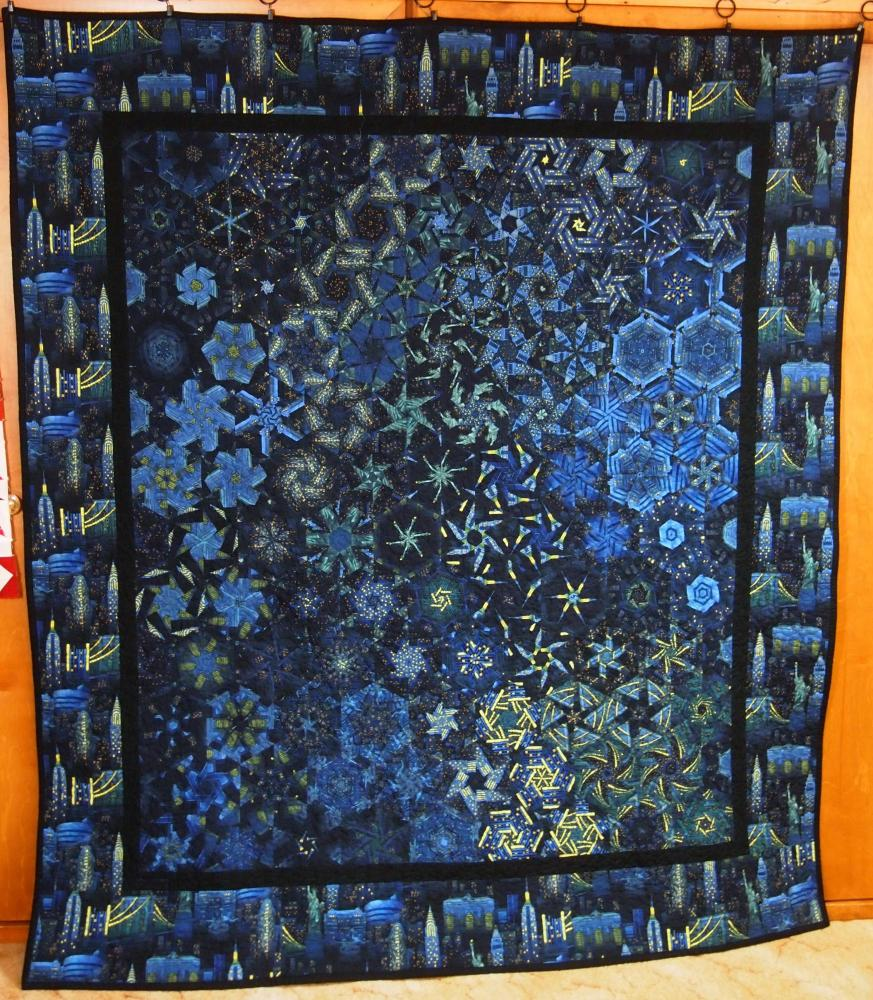 Kaleidocally Hexed Quilts (2/6)