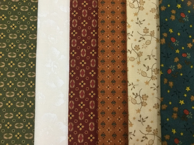 01 Fabric Choices