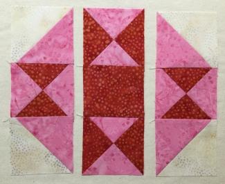 22 Stitch rows