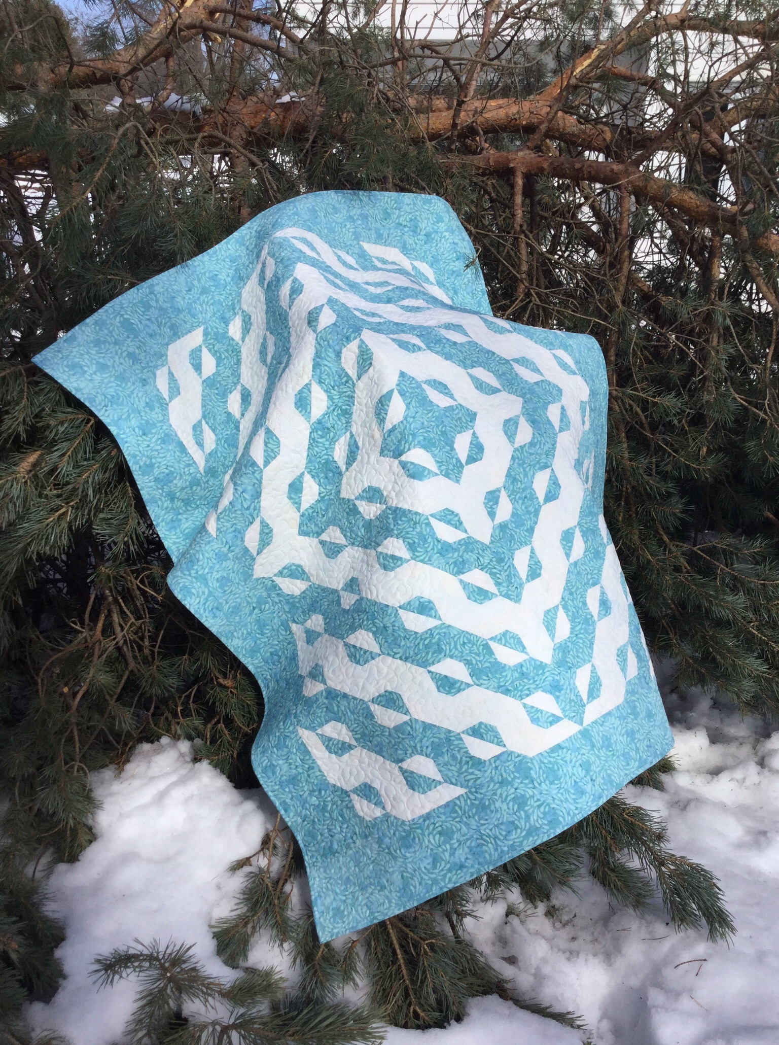 Vintage Quilts Inspiring New Creations