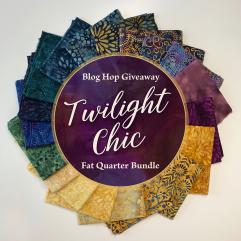 Twilight Chic fat Quarter Bundle